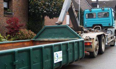 Container-Abladung-Containerdienst-Strack